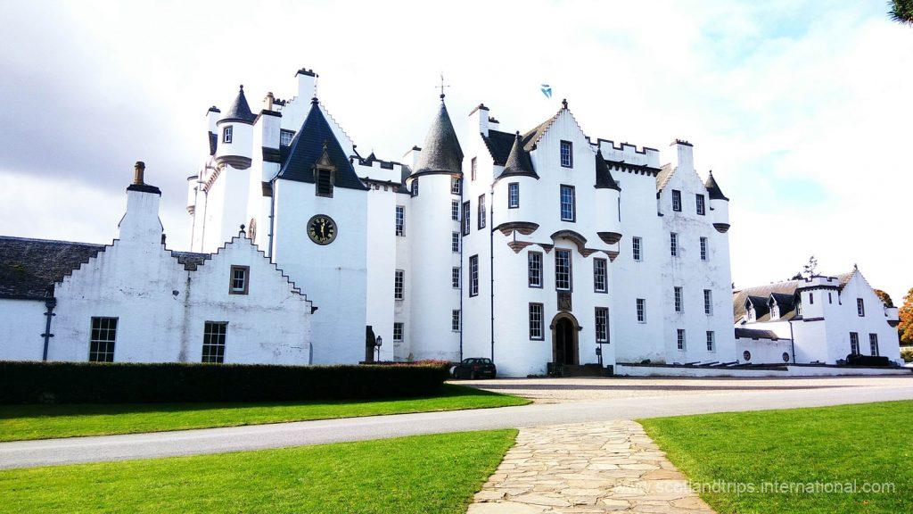 Castillo Blair tours escocia scotlandtrips web