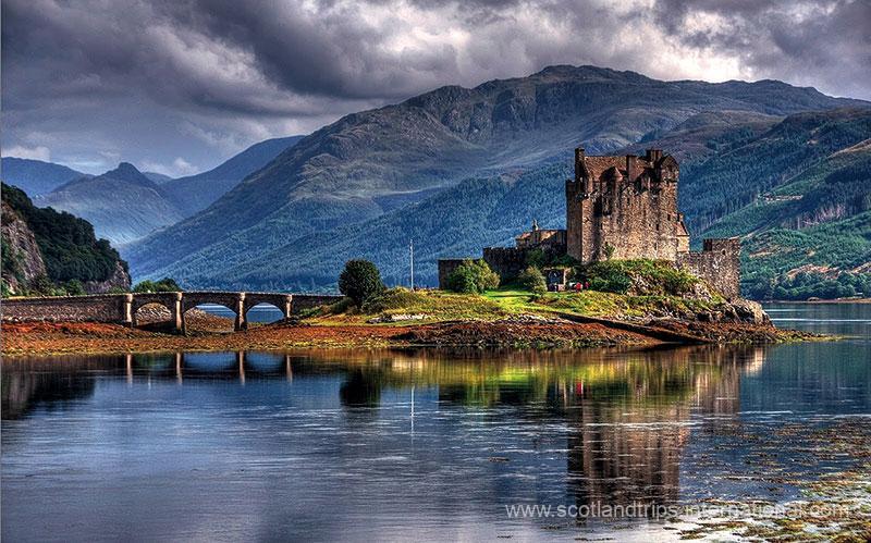 Eilean Donan Castle Mejor tours escocia scotlandtrips