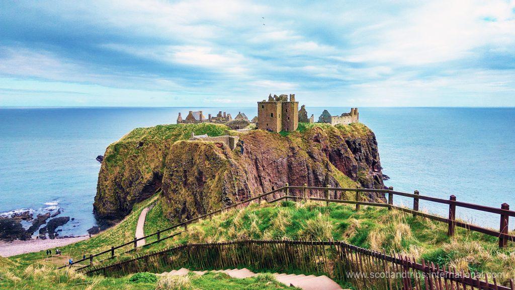 Castillo Dunnottar escocia scotlandtrips web
