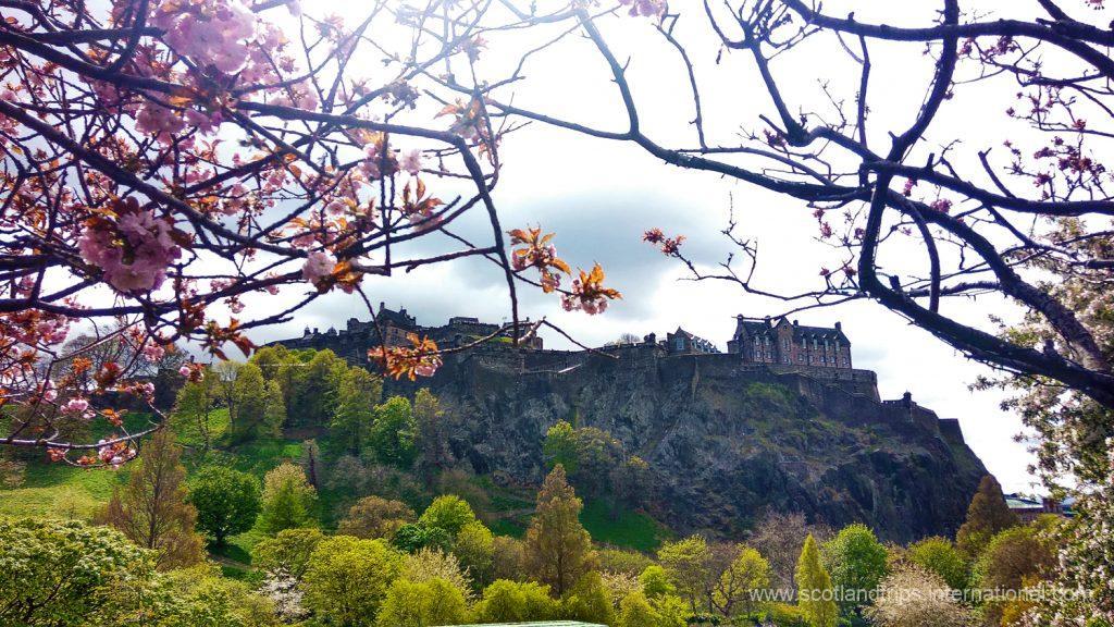 Castillo Edimburgo tours Escocia Scotlandtrips