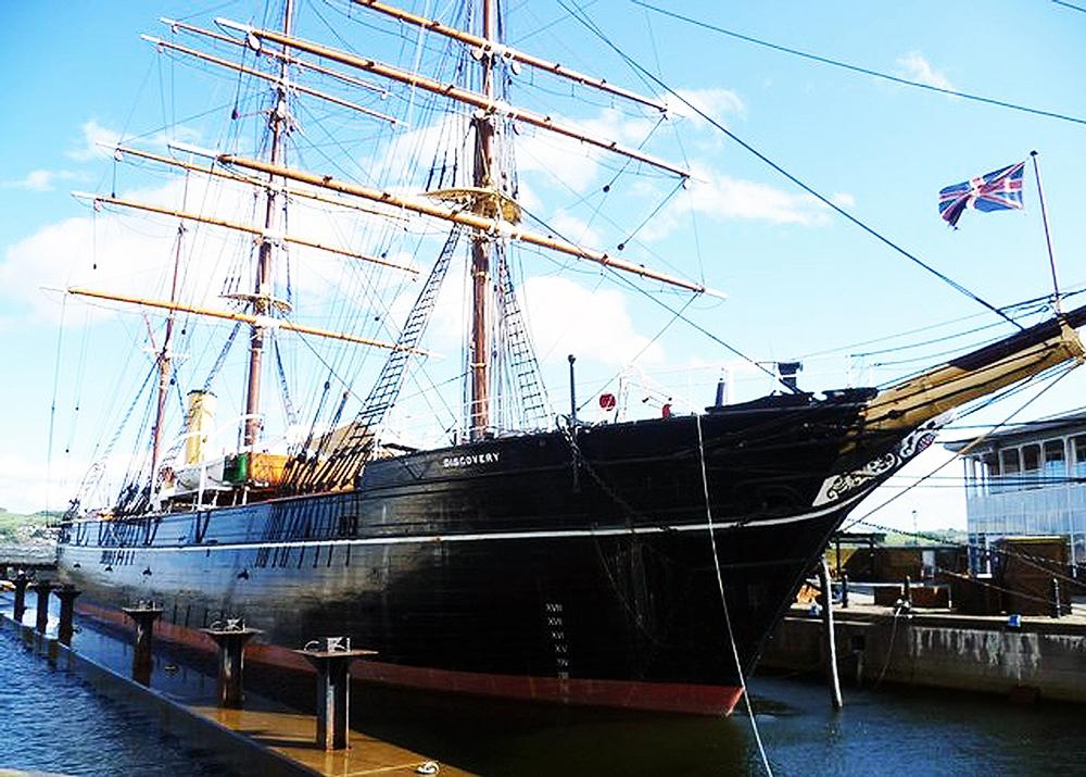 Barco discovery tours escocia scotlandtrips