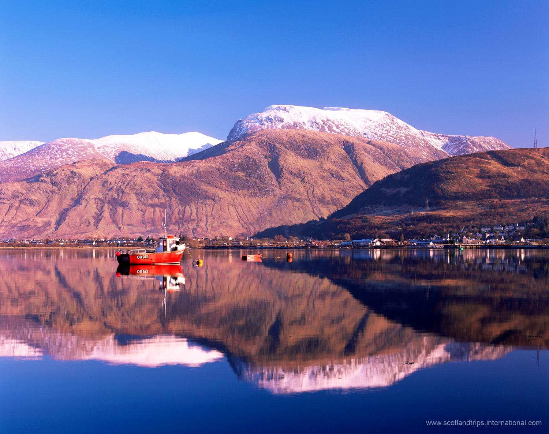 Ben Nevis Fort william Tours Escocia Scotlandtrips