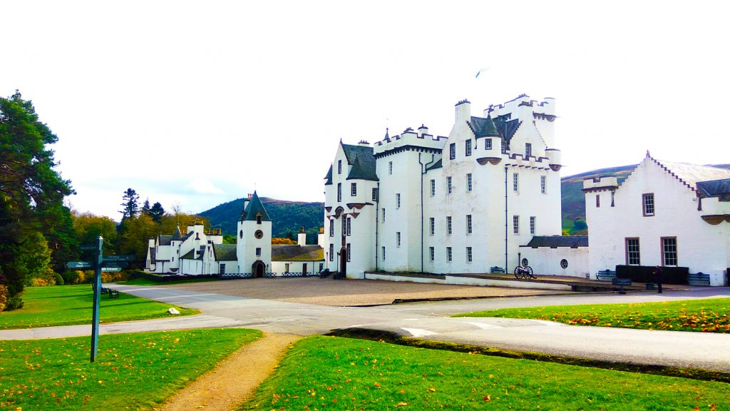 Blair Castle Tours Escocia Scotlandtrips