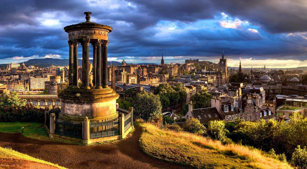 Calton hill edimburgo edinburgh tours escocia scotland scotlandtrips