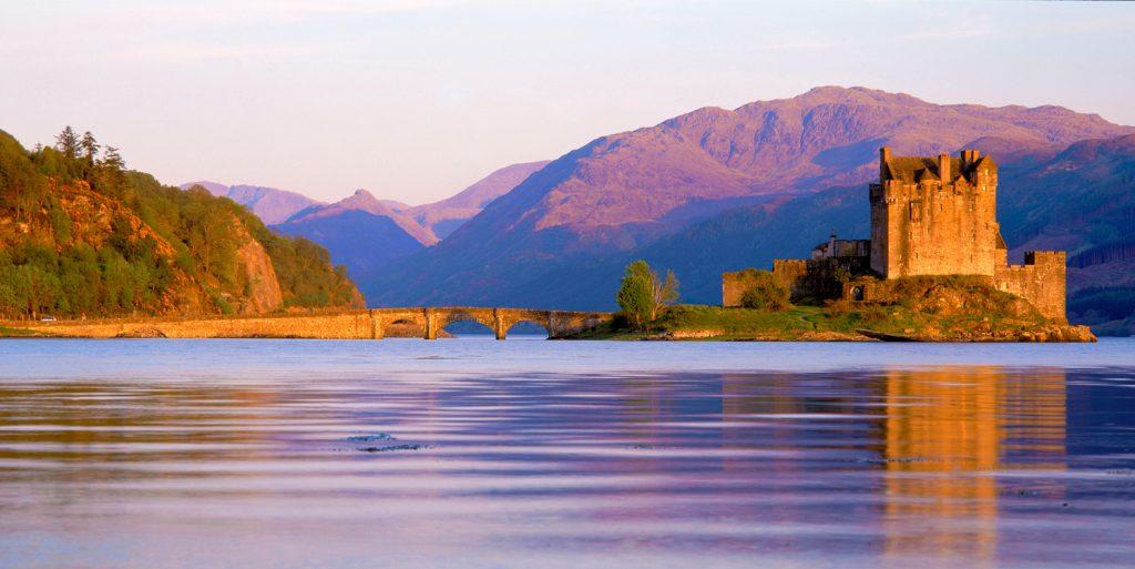 Castillo Eilean Donan tours escocia scotlandtrips