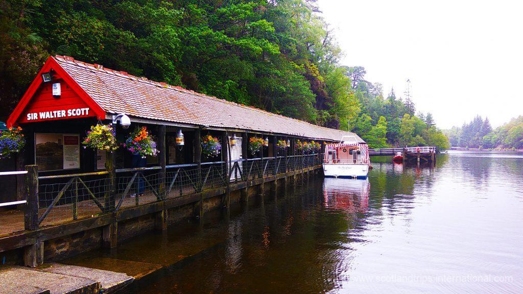 Lago Katrina Escocia Tours Scotlandtrips