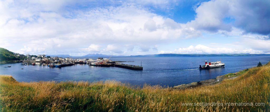 Ferry Mallaig Skye Tours Escocia Scotlandtrips
