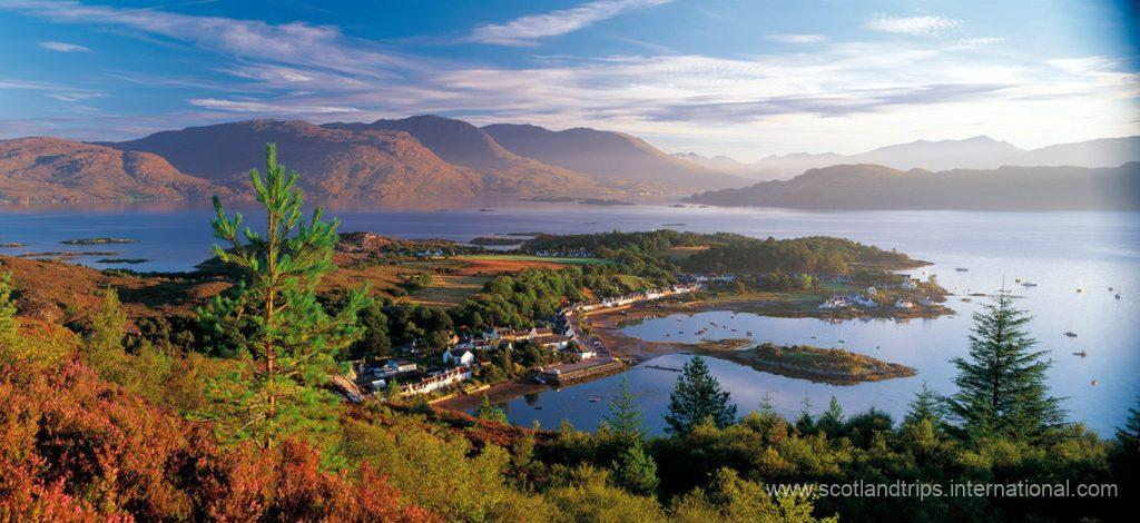 Plockton Escocia Tours Scotlandtrips