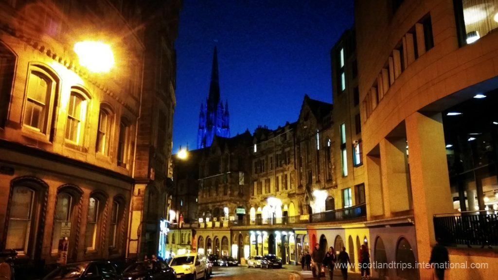 Victoria Street Edimburgo Edinburgh Tours Escocia Scotland Scotlandtrips