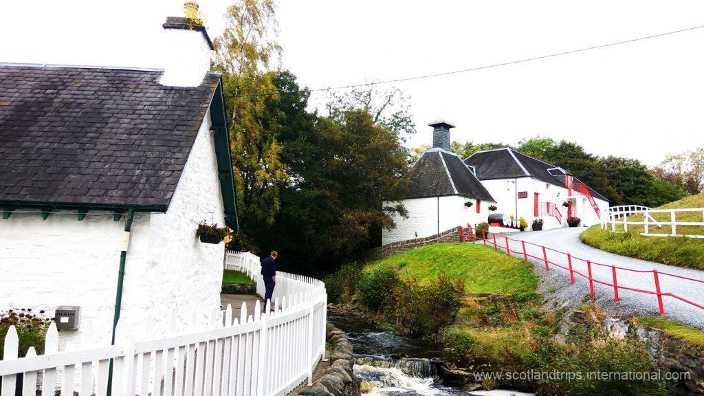 Destileria whisky edradour Tours Escocia Scotlandtrips