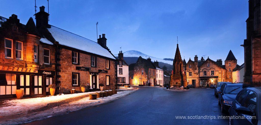 Falkland Fife Tours Escocia Scotlandtrips