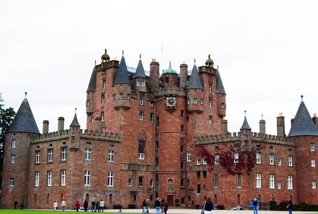 Glamis Castle Tours Escocia Scotlandtrips