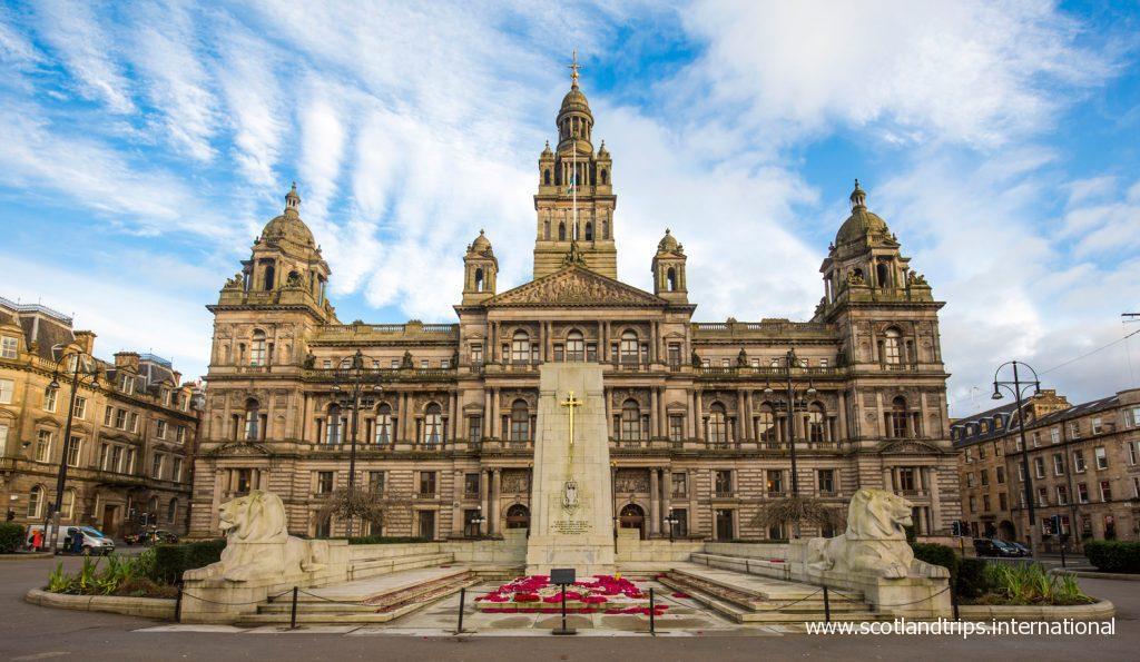 Glasgow george square tours escocia scotlandtrips