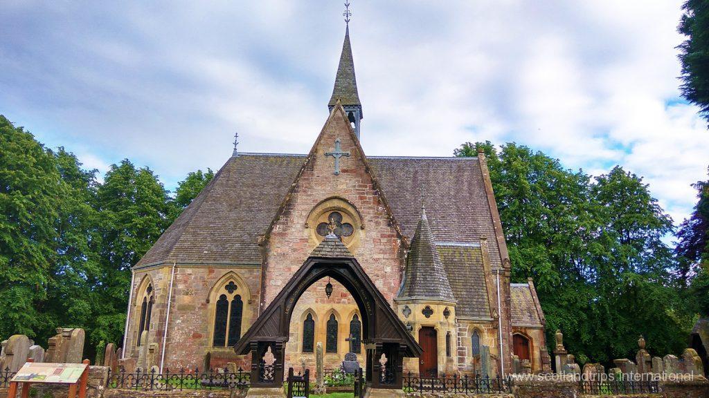 Luss iglesia tours escocia scotlandtrips
