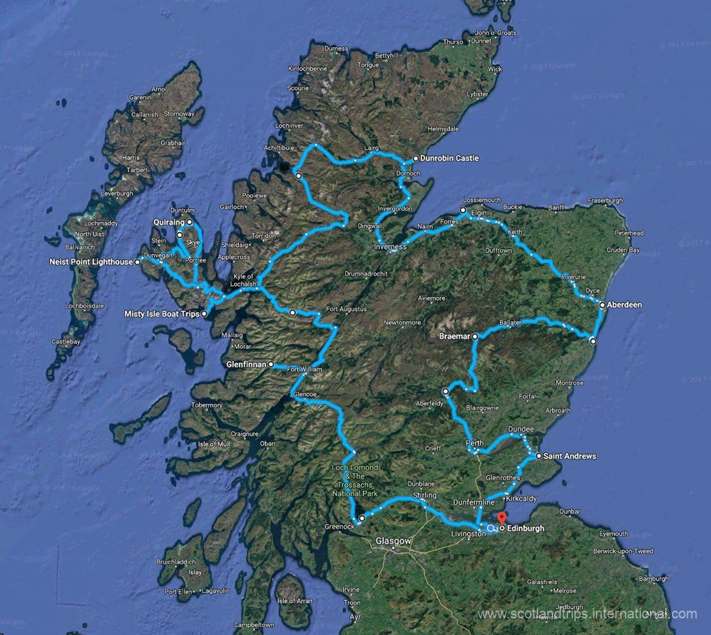 MAP-Tour-all-Flavours-of-Scotland-Skye