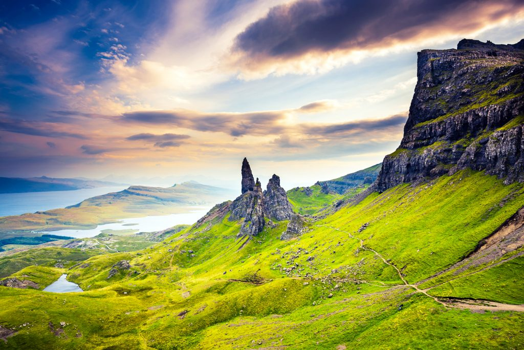 Old man of storr 2- ours escocia scotlandtrips