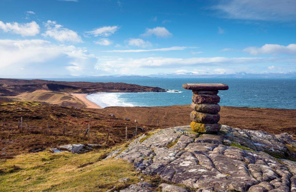 Red Point beach playa tours escocia scotlandtrips