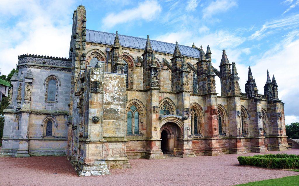 Rosslyn chapel capilla tours escocia scotlandtrips