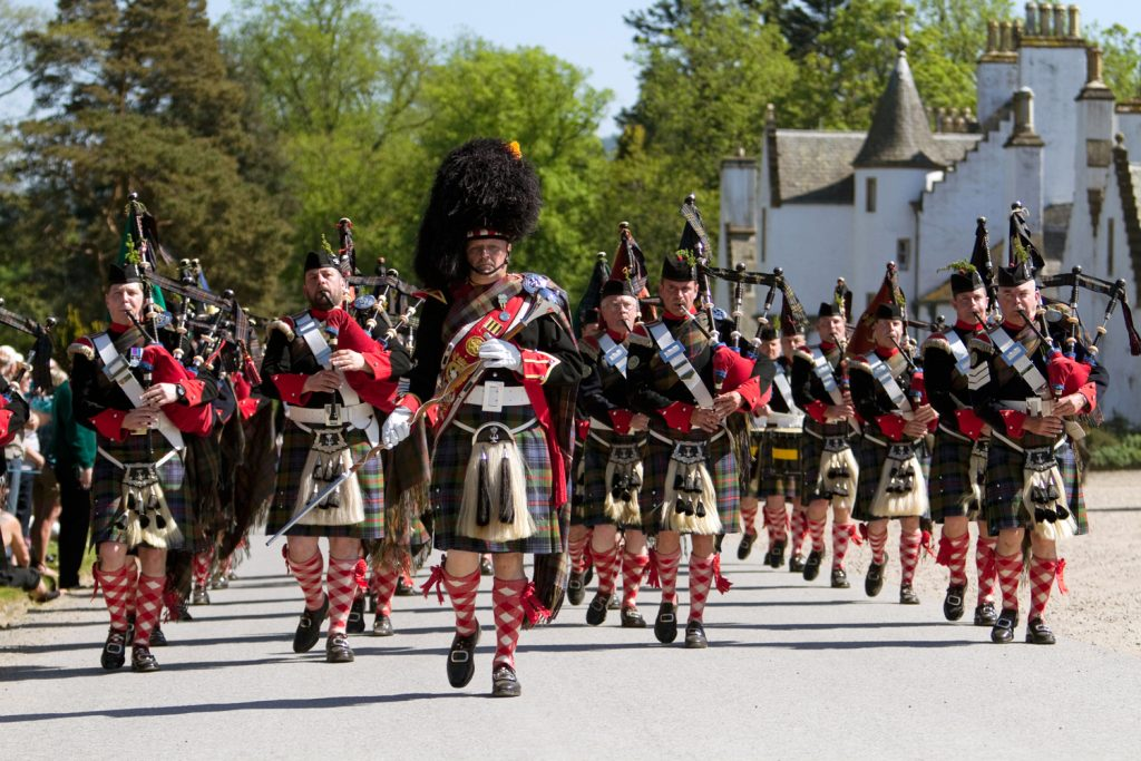 Scottish pipers tours escocia scotlandtrips
