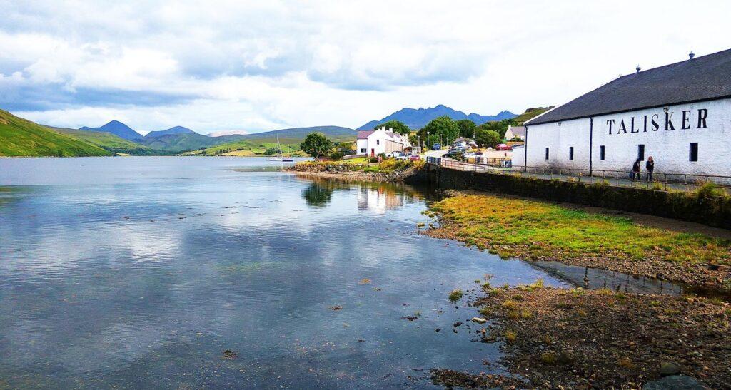 Talisker whisky distillery destileria tours escocia Scotlandtrips International