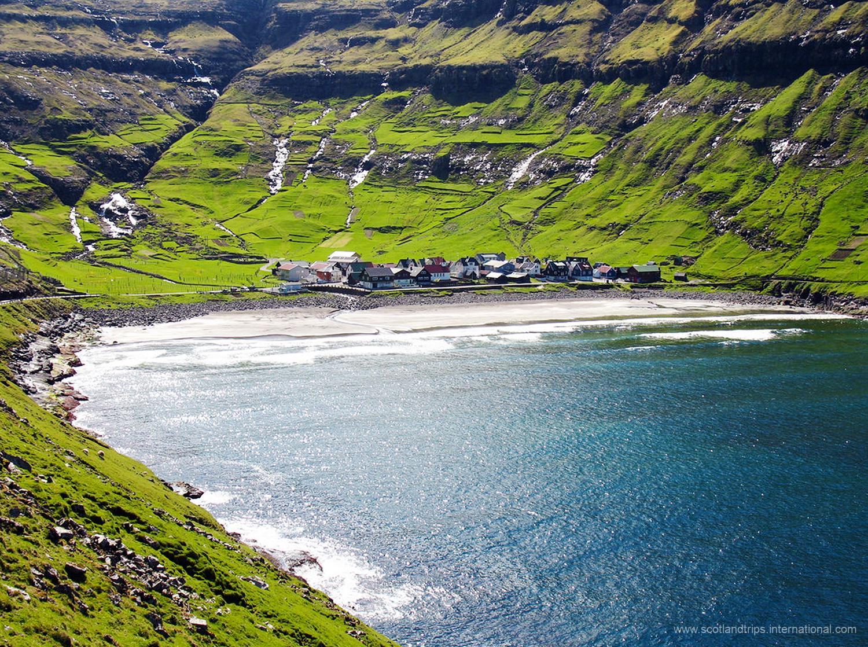 Tjørnuvík tjornuvik 2 feroe islas faroe tours scotlandtrips