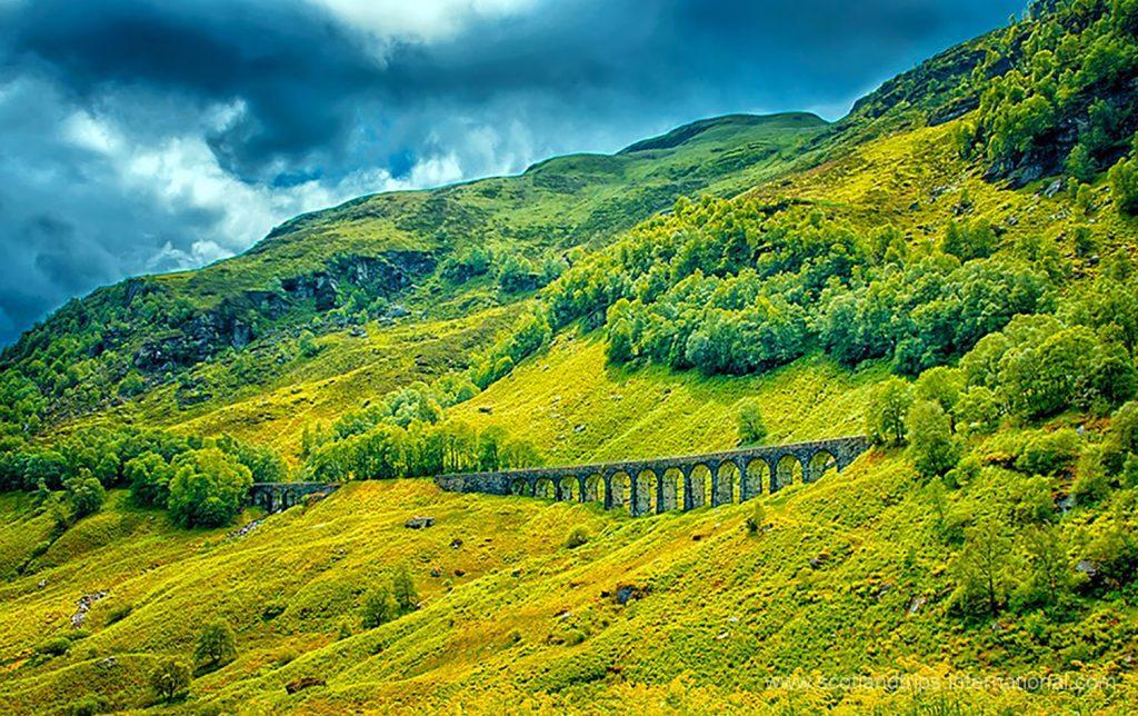 Viaducto-viajar-por-Escocia