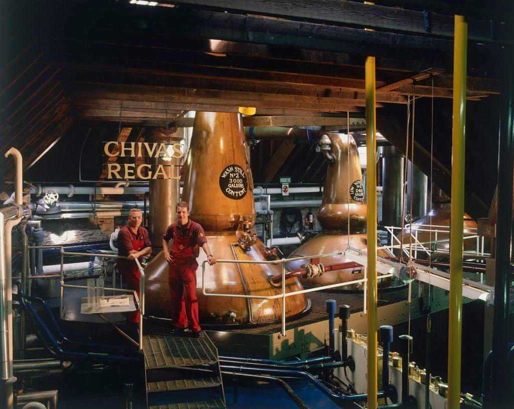 Whisky chivas regal tour escocia scotlandtrips