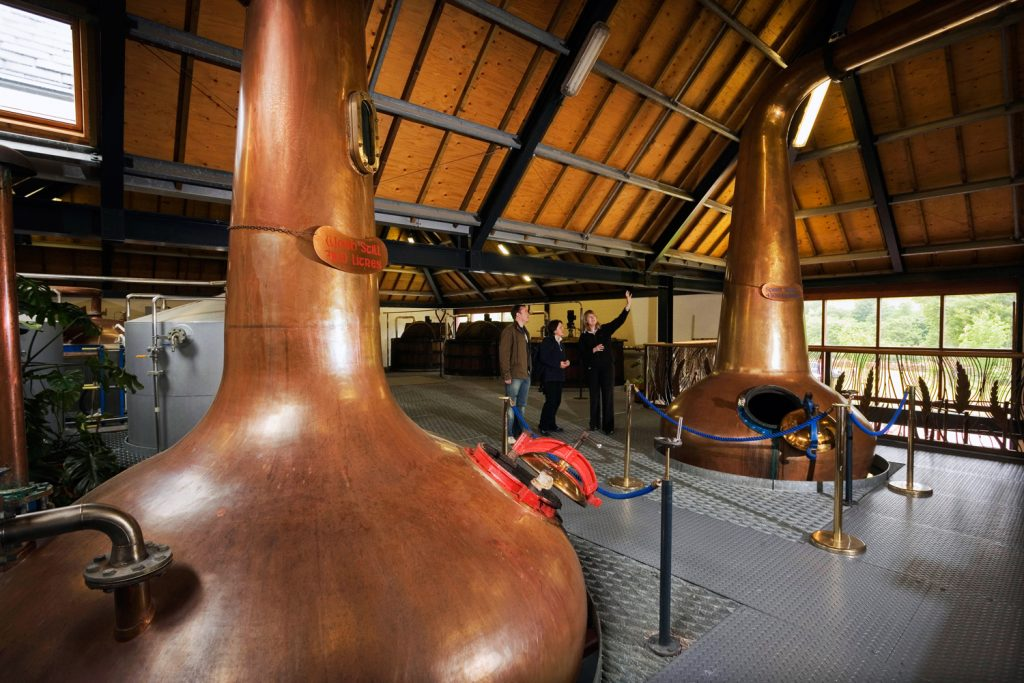 arran distillery tours escocia scotlandtrips