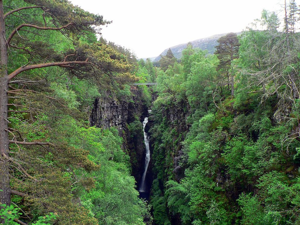 Corrieshalloch gorge tours escocia scotlandtrips
