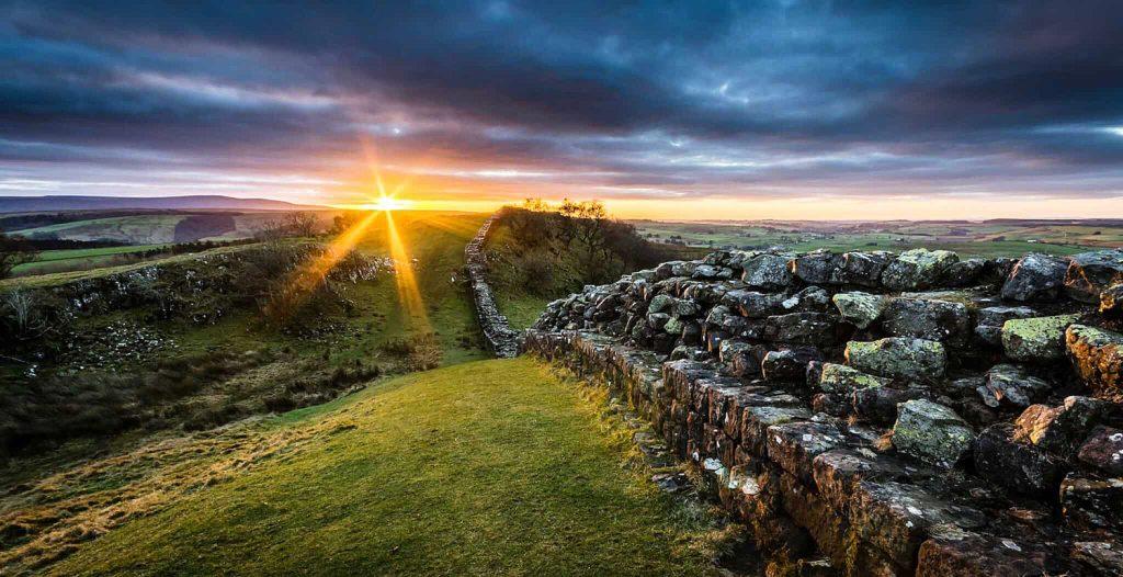 hadrians wall muro adriano tours escocia scotlandtrips