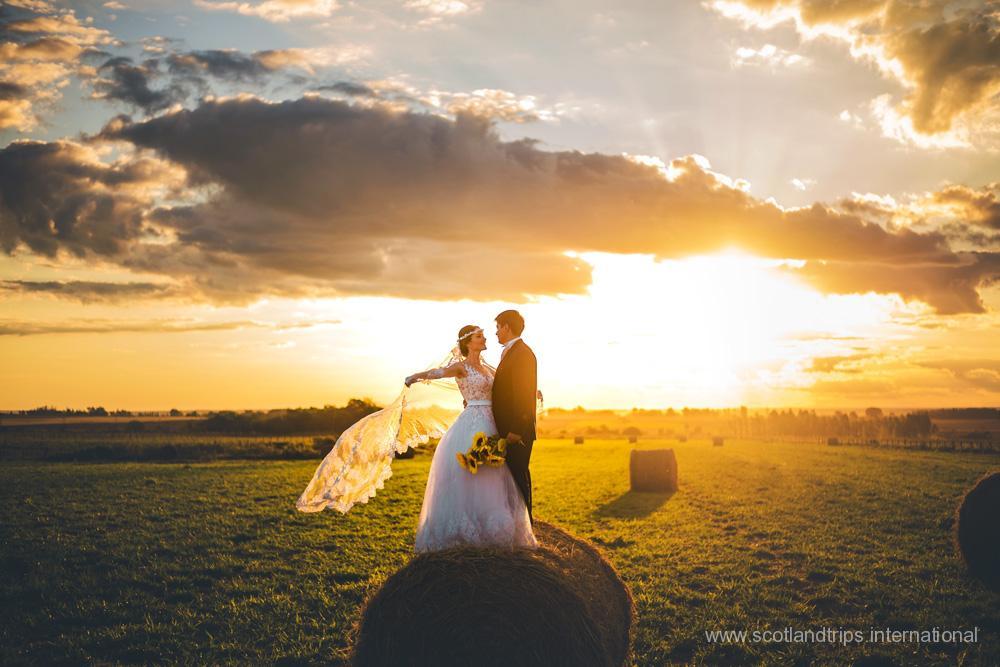 Bodas y viajes de novios en Escocia - Casarse en Escocia - ScotlandTrips International