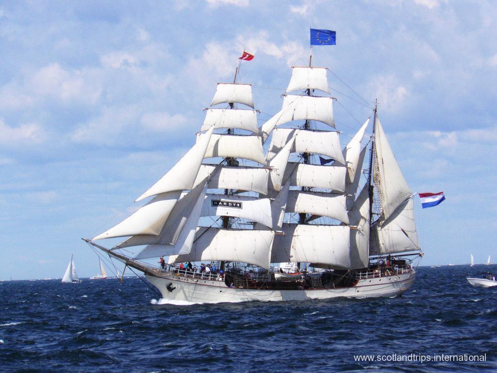 Cruceros por Europa - Europe cruises - ScotlandTrips International