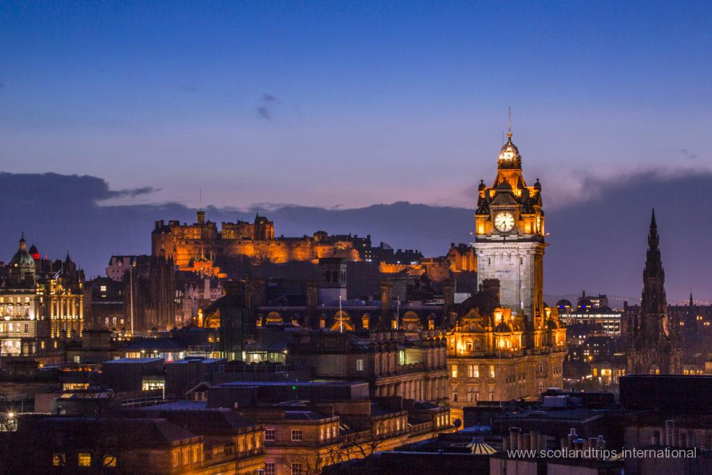 Visita al Castillo de Edimburgo - Edinburgh Castle Tours - ScotlandTrips International