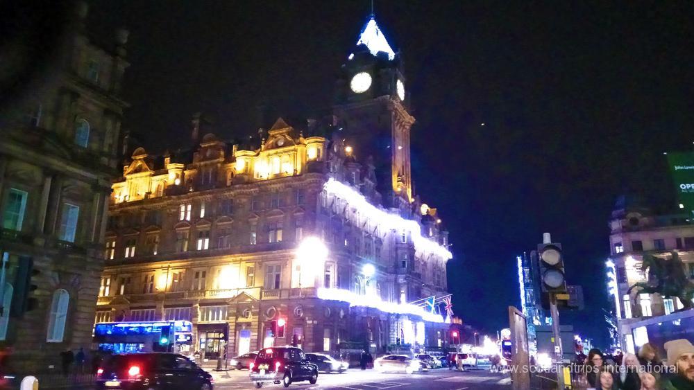 Excursiones en Edimburgo - Edinburgh Tours - ScotlandTrips International
