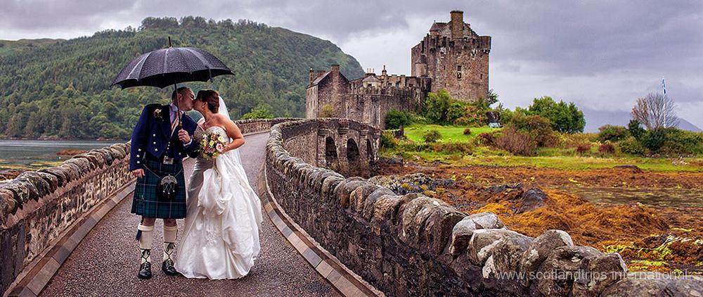 Bodas de ensueño en Escocia y viajes de novios - Weddings and Honeymoons in ScotlandTrips International