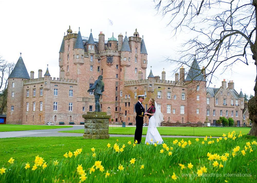 Casarse en un Castillo Escocés - Weddings in Scottish Castles - ScotlandTrips International