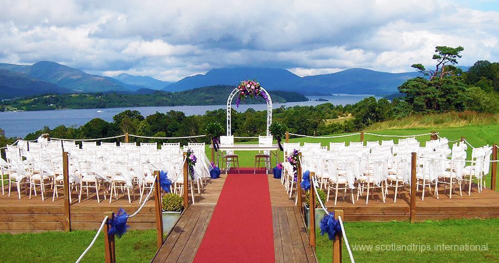 Bodas y viajes de novios en Escocia - Weddings and Honeymoons in Scotland - ScotlandTrips International
