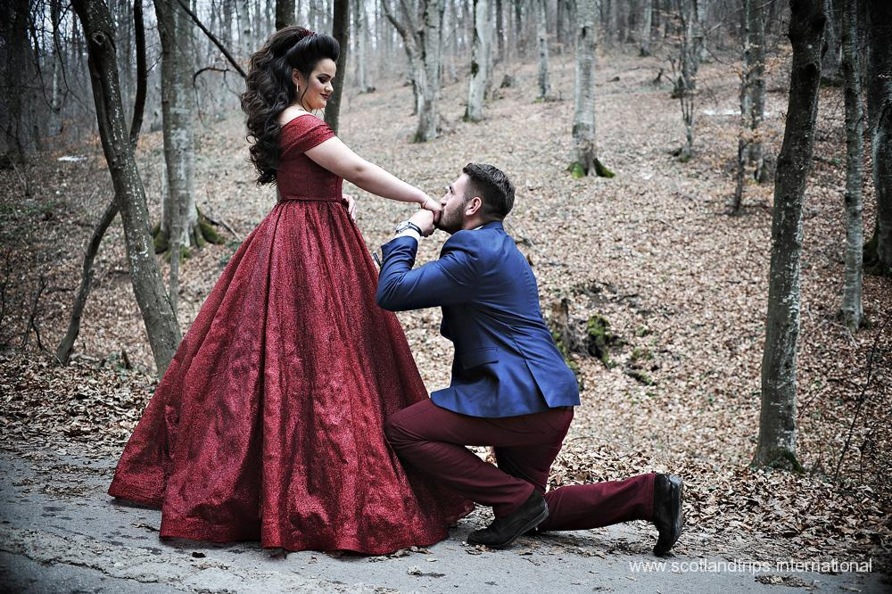 Casarse en Escocia - Viajes de novios en Escocia - Honeymoon in ScotlandTrips International