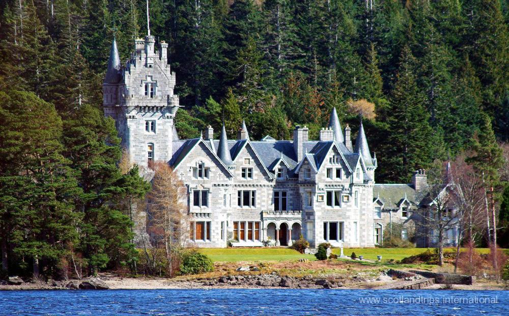 Castillos en Escocia - Castles in Scotland