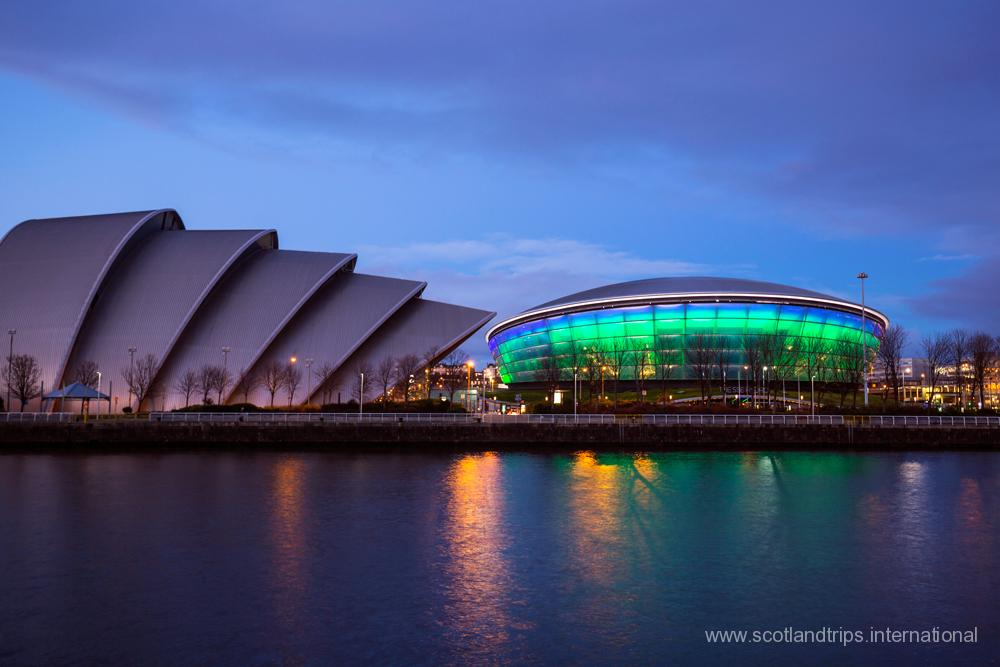 Venues for events - ScotlandTrips International - Salas para conciertos