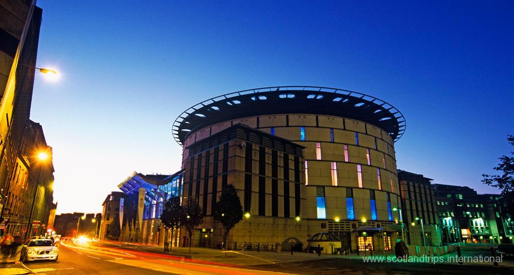 Hoteles para conferencias en Escocia - ScotlandTrips International