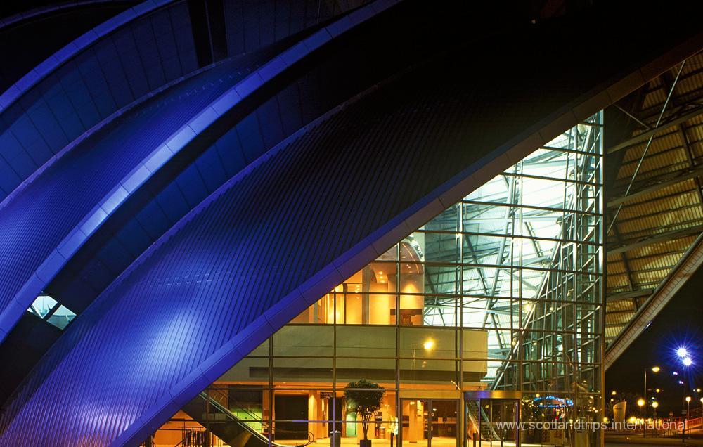 Alquiler de salas para conferencias y eventos - ScotlandTrips International