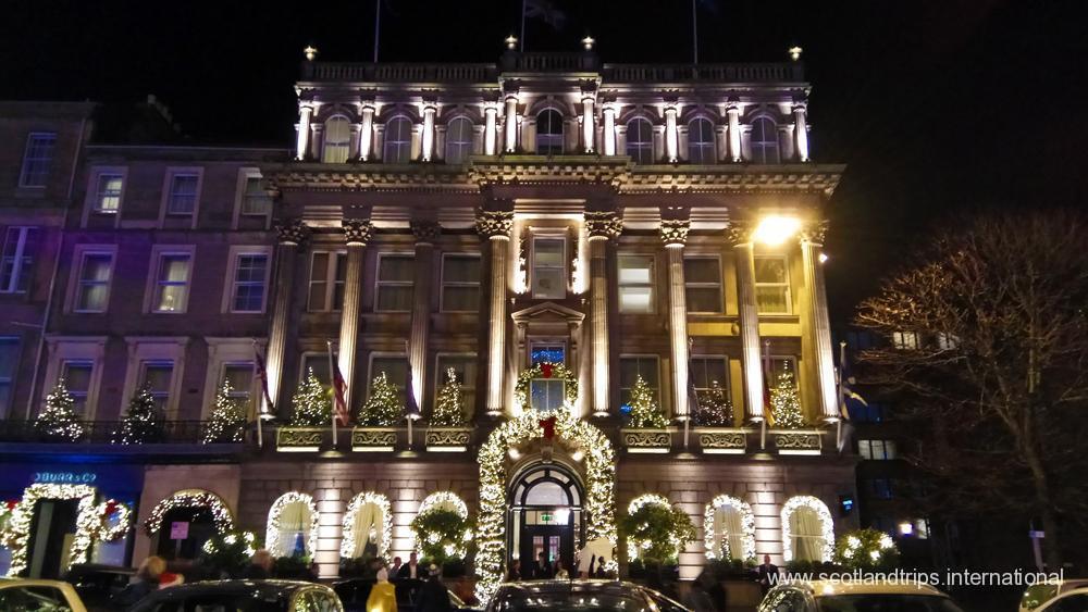 Tours in Edinburgh - ScotlandTrips International