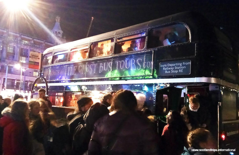 El autobus fantasma - the ghost bus tours