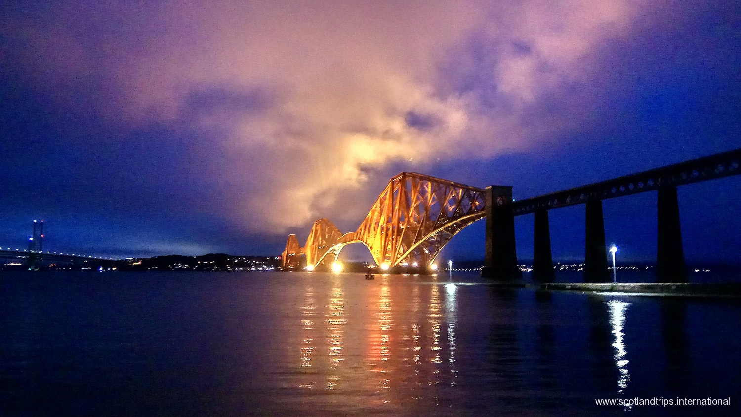 Forth Bridge - South Queensferry