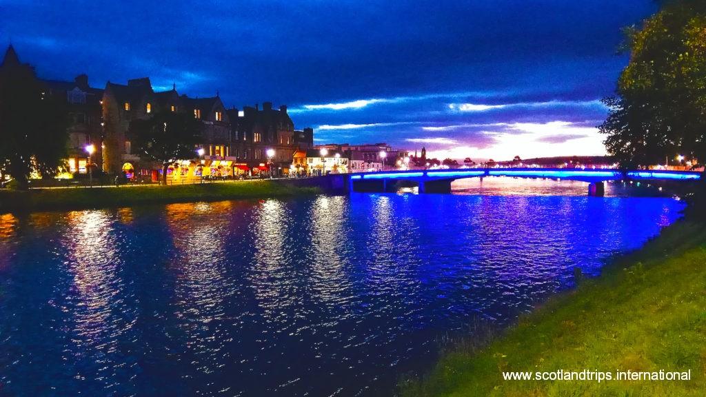 Inverness en Navidad - Christmas in Inverness