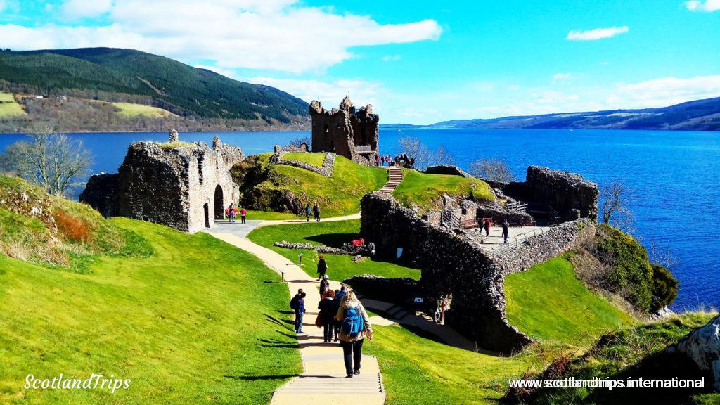 Lago Ness y Castillo de Urquhart - Loch Ness & Urquhart Castle