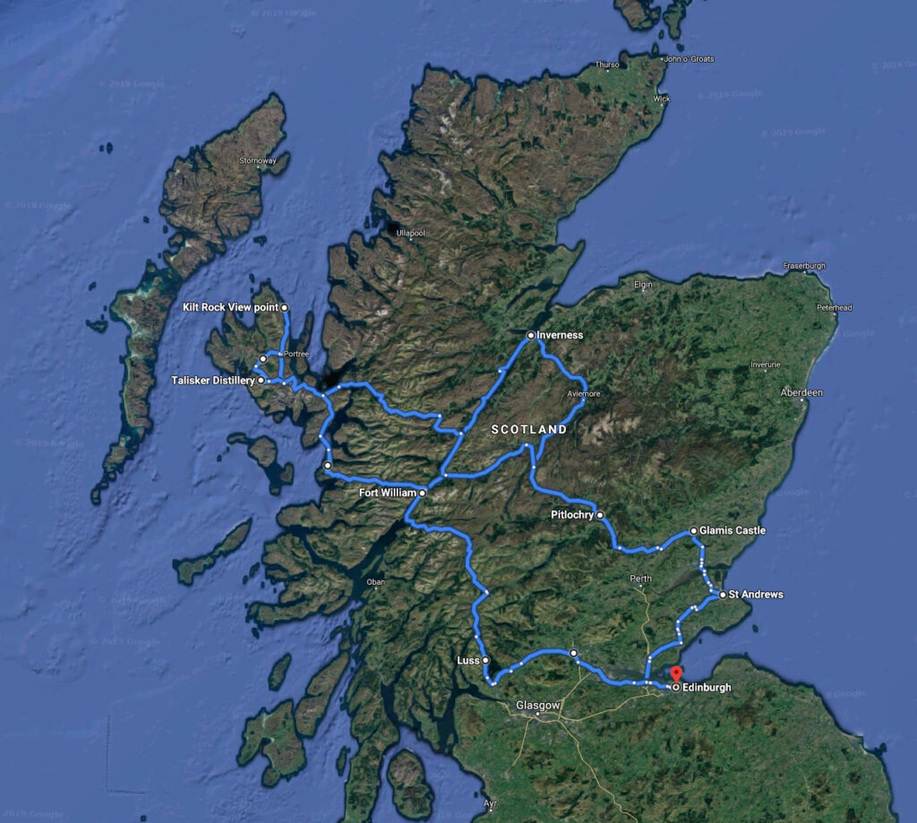 Tours por Escocia - Viajes por Escocia - Viajes a Escocia