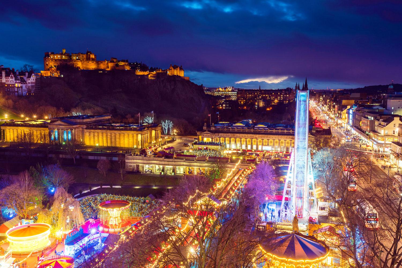 Tour Navidades en Escocia & Edimburgo: HOGMANAY! -  5 días
