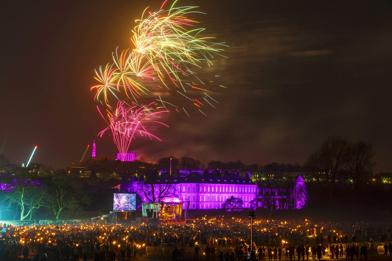 Tour Navidades en Escocia & Edimburgo: HOGMANAY! - 5 días.